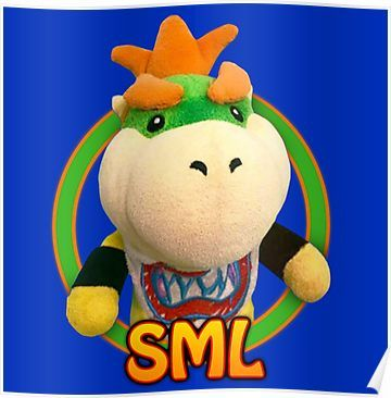 Bowser Junior Sml Circle Poster Iphone Case Covers