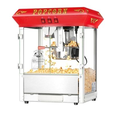 The Superior Popcorn Company Hot And Fresh Countertop Style Popper