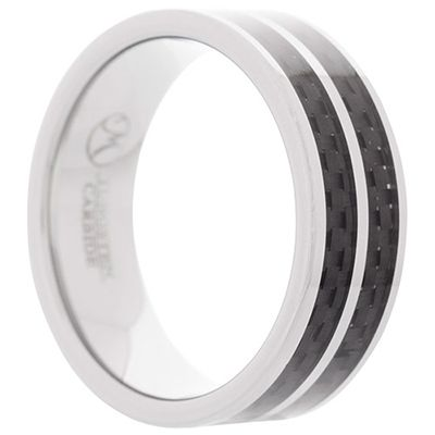 Le Reve Collection Black Tungsten Ring 10 Black Tungsten Rings Rings Rings For Men