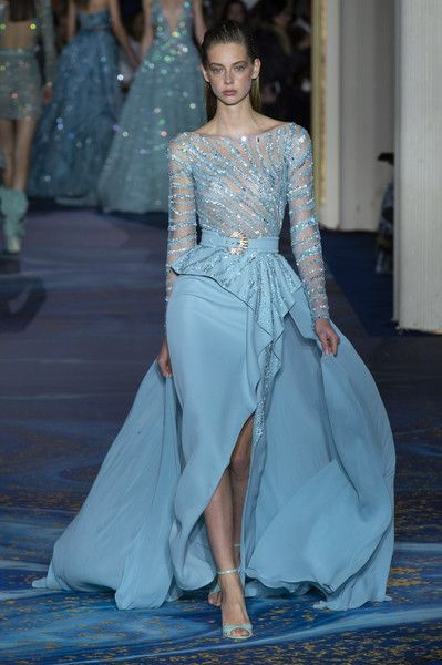 Zuhair Murad At Couture Spring 2019 High Fashion Dresses Couture Dresses Couture Fashion