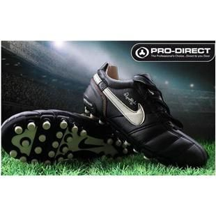 info for 087d6 9b640 New Cheap Nike Tiempo Brasileiro FG signature by Ronaldinho In Black White  SoccerFootball Bootout of stock