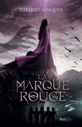 La Marque Rouge Book Cover Lover En 2019 Livre