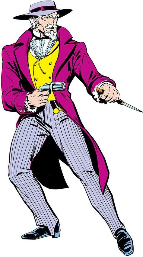 Gambler Injustice Society Dc Comics Character Profile Dc Comics Dc Comics Characters Comic Villains