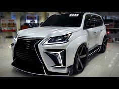 2020 LEXUS LX 570 S Super SUV - Full Review Interior and Exterior