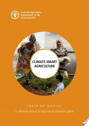 Climate Smart Agriculture Pdf Free Climate Change Effects Agricultural Science Climates