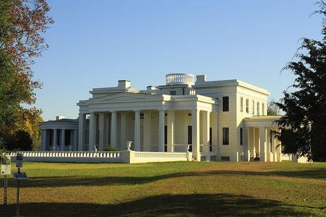 Gaineswood Plantation in Demopolis, Alabama reportedly haunted by former housekeeper who plays the piano in the music room.