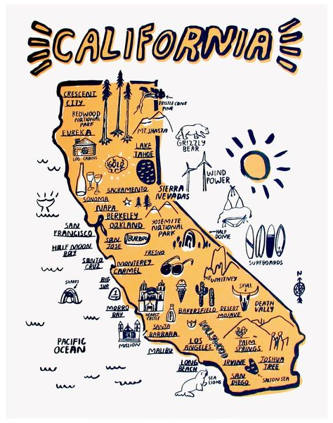 California Print - P9505 – People I've Loved - for gallery wall