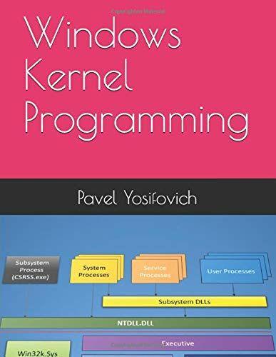 Epub Free Windows Kernel Programming Pdf Download Free Epub Mobi
