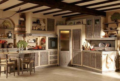 correlati: Tre modelli di Cucine in Muratura   Cucina funzionale ...