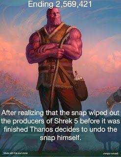 The Best Memes Of 2019 So Far Thanos Avengers