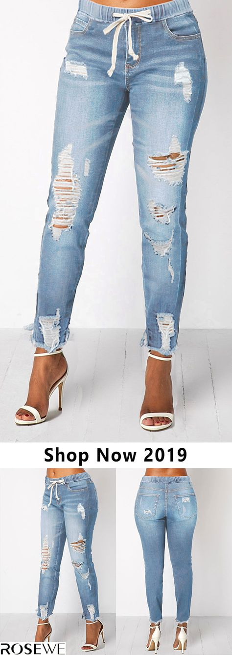 You are gonna love th. You are gonna love this cute jeans.