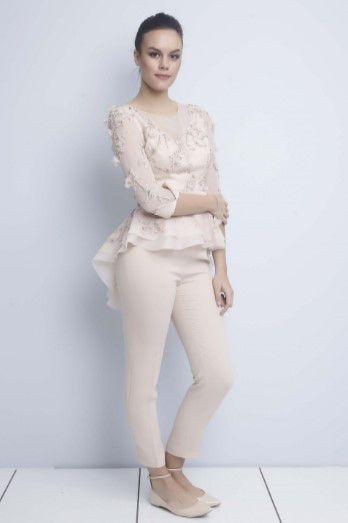 Pantolonlu Abiye Modelleri Yeni Elbiseler Model