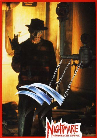 A Nightmare On Elm Street 1984 Lobby Card A Hora Do Pesadelo