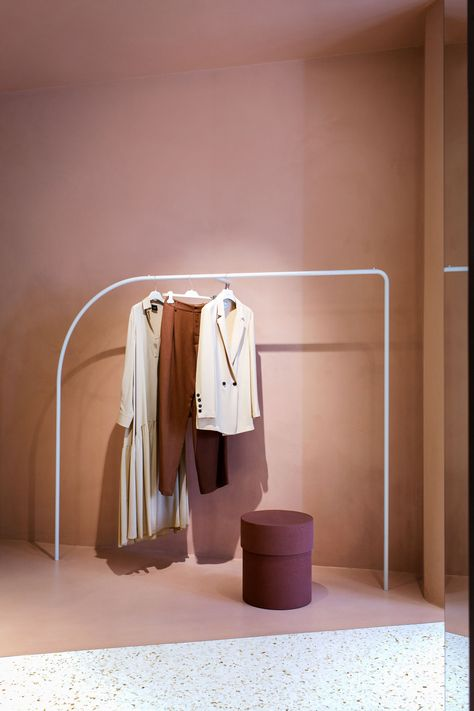Alysi Fashion Store in Milan by Studiopepe