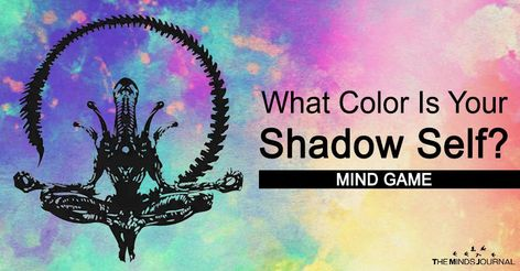 What Color Is Your Shadow Self Mind Game Color Of Your Inner Shadow Shadow Mind Games Zodiac Sign Quiz