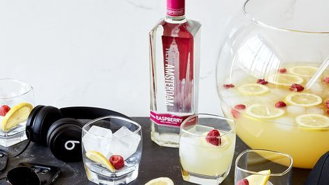 Sweet And Sour New Amsterdam Vodka Releases Two New Flavors