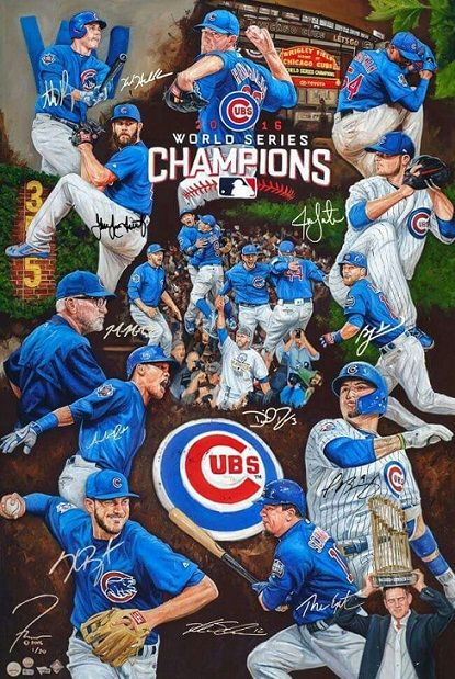 Cubs 2016 World Series Campions