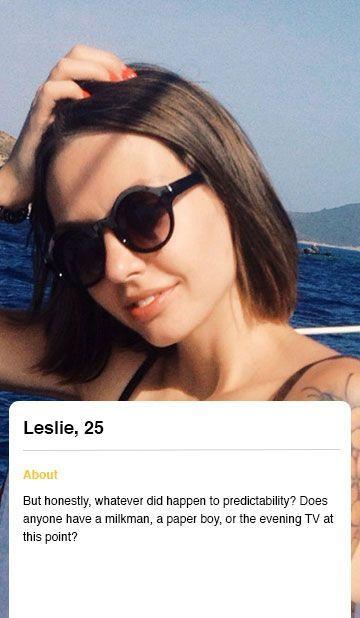 gode sample profiler online dating