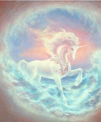 Please Follow Me Unicorn Fantasy Unicorn Pictures Unicorn Art