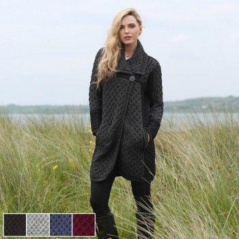 8 Reasons you Need an Irish Sweater Coat Now - TheIrishStore ...