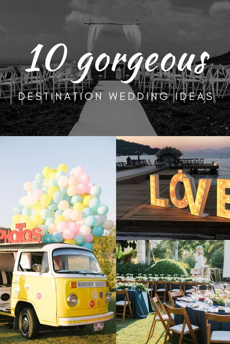 90 percent of the traditional weddingfar from parents They seek to live an unforgettable day, not for themselves. Sometimes a shore city The number of people wishing to get married on the other side of the world is growing rapidly. #destinationwedding #weddingideas #weddingtips #weddingplanner #weddingphotography #weddingdecorations