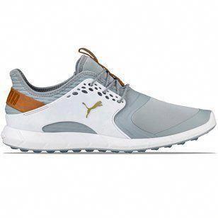 Puma Ignite PWR Sport QuarryTeam Gold | Golf Shoes