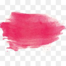 Pink Watercolor Brush In 2020 Pink Watercolor Watercolor
