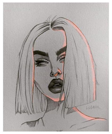 manga art sketches inspiration