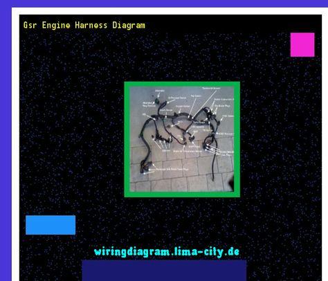 Gsr engine harness diagram. Wiring Diagram 17553. - Amazing Wiring Diagram  Collection | Diagram, Harness, Engineering | Gsr Wiring Harness |  | Pinterest