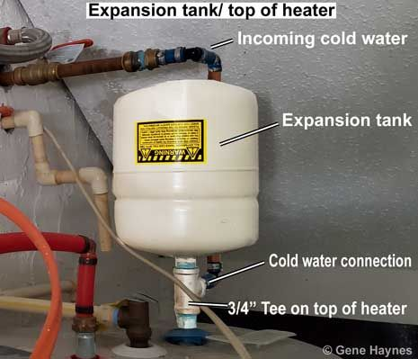 Tp Is Leaking A Lot Of Hot Water In 2020 Diy Water Gas Water