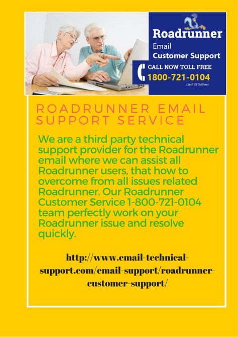 Roadrunner Technical Support Phone Number (+1) 800*721*0104 is fast
