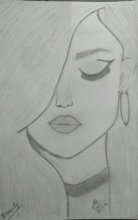 Pencil Drawings you know it kinda looks like selena gomez