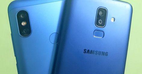 Xiaomi Redmi Note 6 Pro Vs Samsung Galaxy J8 Camera Comparison Camera Comparison Samsung Galaxy Samsung
