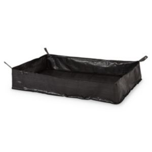 Verve Plastic Raised Bed Liner Largeblack Raised Beds Bed Liner