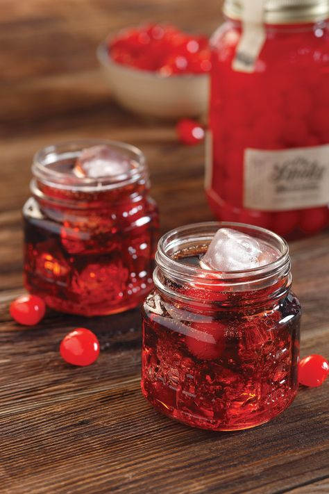 Ole Smoky Cherry Pop Recipe #cocktails #moonshine