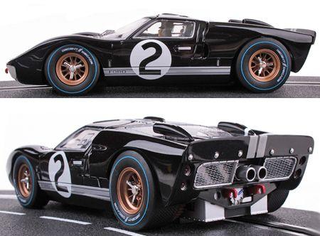 ford gt40 mkii 1966 lemans winner bruce mclarenchris amon carrera 23769 - La Table D Elise Le Mans