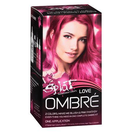 Splat Hair Color Kit Purple Stars Blue Dreams In 2020 Splat