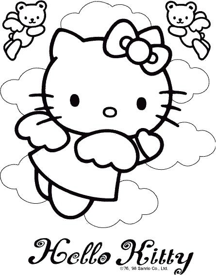 The Top 20 Ideas About Free Printable Halloween Hello Kitty Coloring Pages Hello Kitty Colouring Pages Hello Kitty Coloring Kitty Coloring