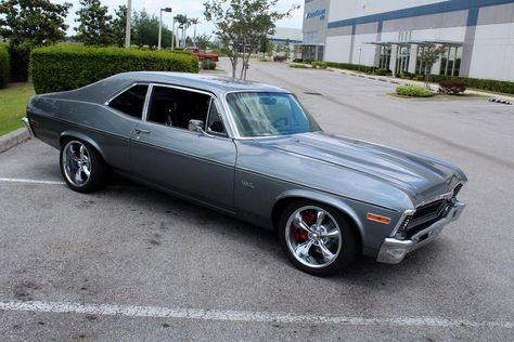 1970 Chevrolet Nova for sale - Hemmings Motor News