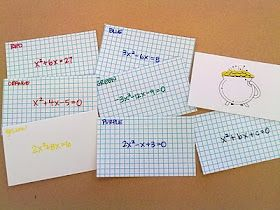 ***Amazing middle school math resource. looks at algebra in a unique hands-on way!