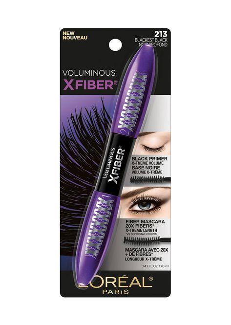 846e39b3118 STYLECASTER | Best Waterproof Beauty Products | Waterproof Makeup |  Waterproof Mascara | New Waterproof Beauty Products | L'Oreal Voluminous X  Fiber Mascara