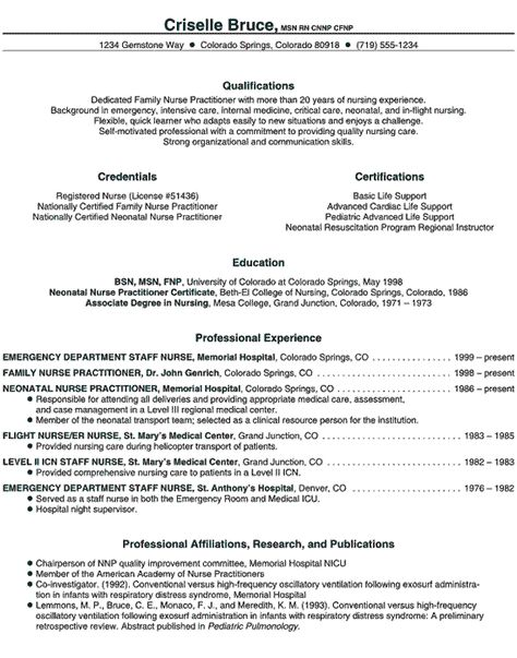 The Ultimate Nurse Practitioner Resume Objective Statement