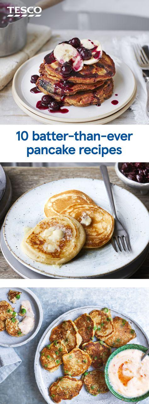 10 perfect Pancake Day recipes