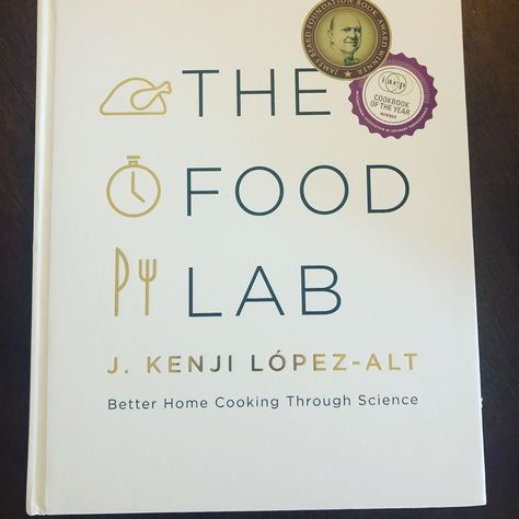That's it! I am going back to #science! #cooking #newresolution