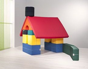 Riesenbausteine für Kinder | Kinderzimmer | Schaumstoff bausteine ...