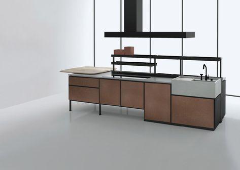 Cucine free standing: Cucina Salinas [a] da Boffi - kitchens ...