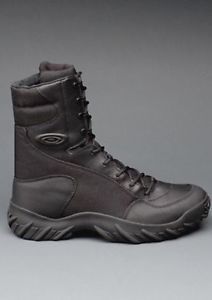 oakley military boots black