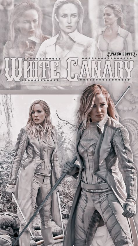 Wallpaper - White Canary