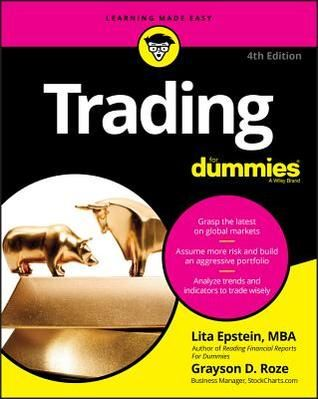 Epub Free Trading For Dummies By Lita Epstein Pdf Download Free