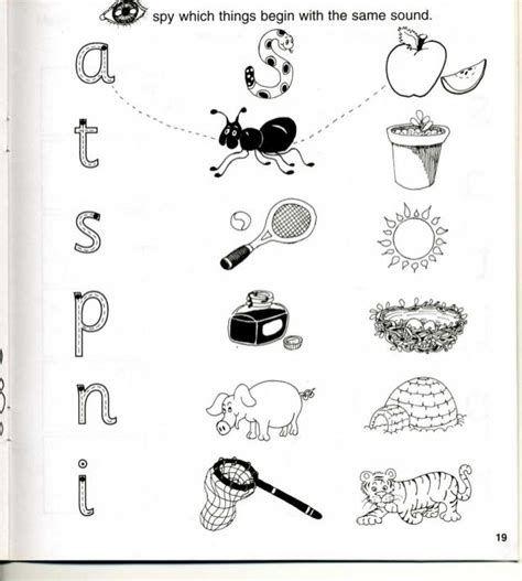 Free Printable Worksheets For The Letter S For Kindergarten Easy Kindergarten Phonics Worksheets Beginning Sounds Worksheets Phonics Worksheets